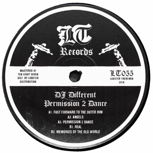 PREMIERE : DJ Different - Memories Of The Old World