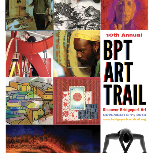 WPKN's State of the Arts Show- 2018 Bridgeport Art Trail