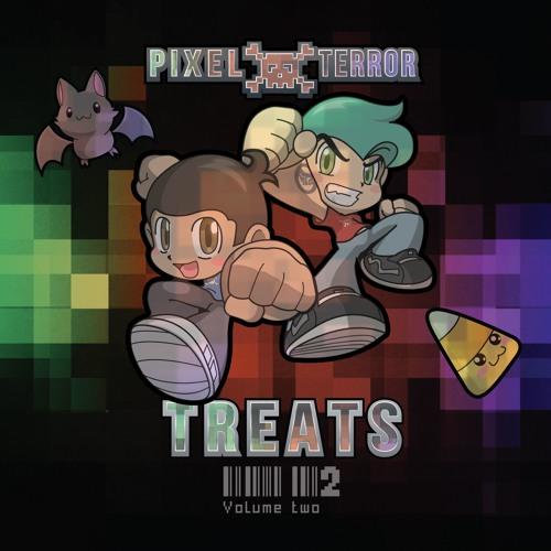 Pixel Terror - Treats Vol. 2 2019 [LP]