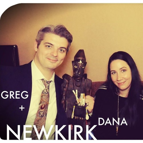 AEWCH 46: DANA & GREG NEWKIRK or PEOPLE WHO HAUNT THEIR OWN HOUSES