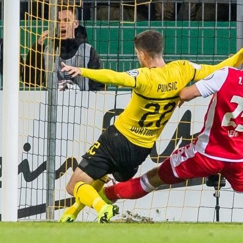 2. Runde: BVB - Union Berlin, 1:0 Pulisic