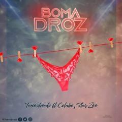 Tunexbeatz Ft  Colabo Star Zee - Boma Droz