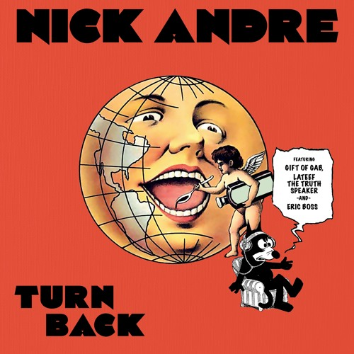 Turn Back feat. Gift Of Gab, Lateef The Truth Speaker, Eric Boss