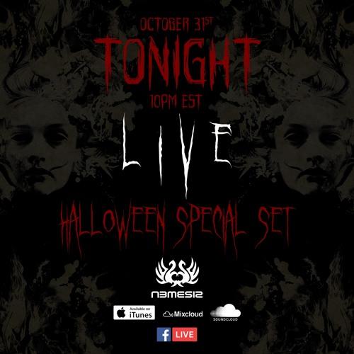Nemesis - Halloween Set Live 2018 // (Free Download) by Nemesis