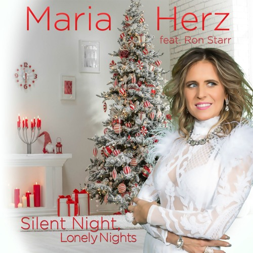 Maria Herz Feat Ron Starr - Silent Night Lonely Nights