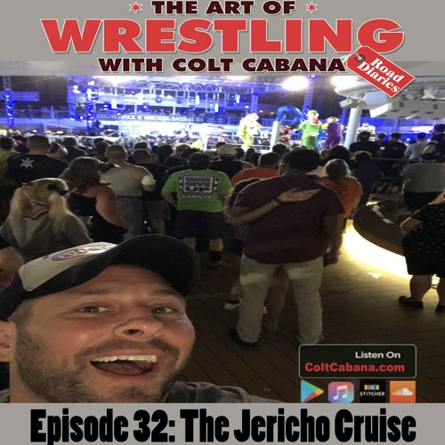 32. The Jericho Cruise