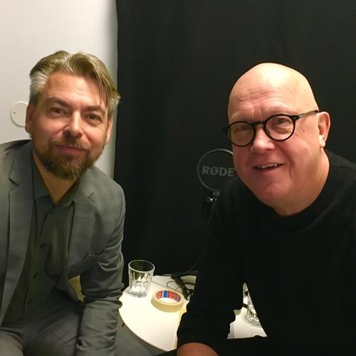 Sonderpodden 30 om att lyssna på organisationen med Greger Hjelm