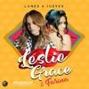 LESLIE GRACE FT FARINA - LUNES A JUEVES Portada del disco