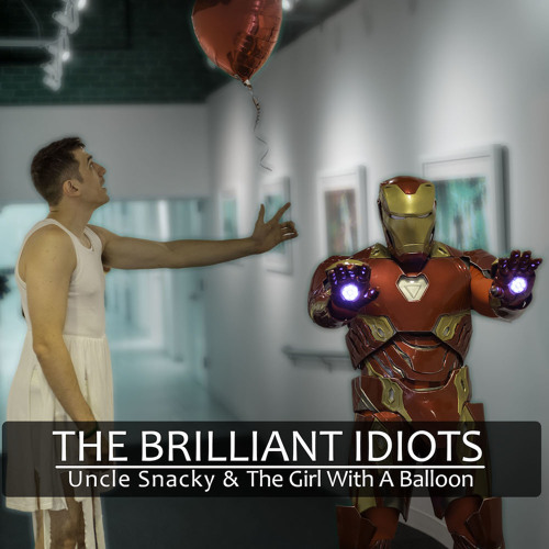 Uncle Snacky and The Girl With A Balloon