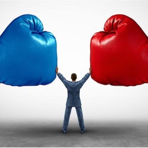 MIDTERMS 2018 - Vechten tegen polarisatie