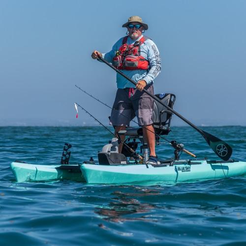 Jameson Redding joins The Kayak Fishing Show Live