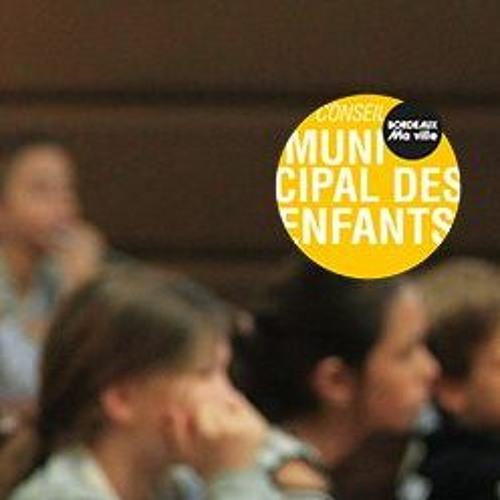 Le Conseil Municipal Des Enfants de Bordeaux à la radio