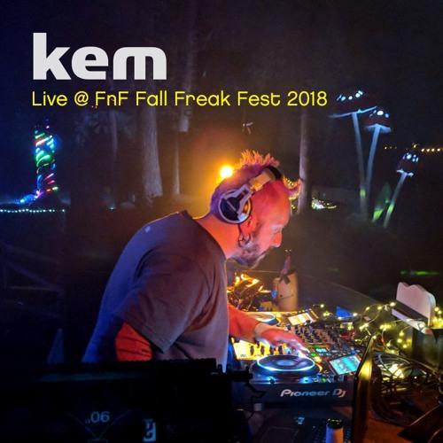 kem Live @ FnF Fall Freak Fest 2018