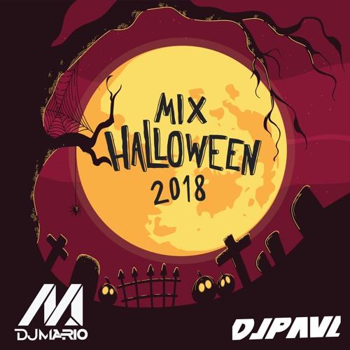 Dj Mario & Dj Paul - Mix Halloween 2018