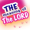 (R-153) Syllable Demo_Meaning of the Lord, The