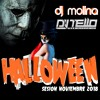 Sesion Halloween 2018 (Dj Molina & Dj Tello)(Sesion Noviembre 2018)SESION COMPLETA ↓↓↓↓↓↓↓↓