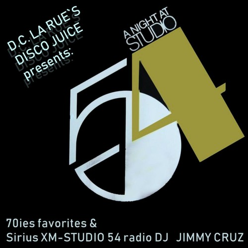 DISCO JUICE presents Heavy duty 70s disco feat  DJ Jimmy