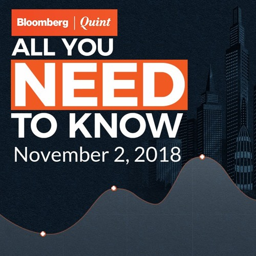 All You Need To Know On November 2, 2018