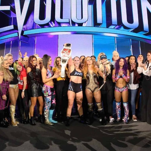 355: WWE Evolution Results