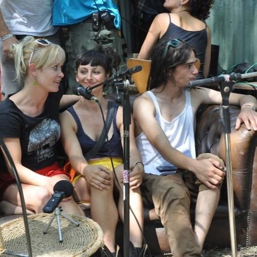 JETLAG Side Kunst Cirque Trio Interview Part1