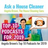 Angela Brown's Top 10 Podcasts for 2019