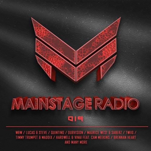 W&W - Mainstage Radio 019 by Rave Culture Radio   Free Listening on