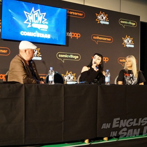 mcmLDN18: MCM London Comic Con, US Comics Industry Roundtable (Sat 27th Oct)
