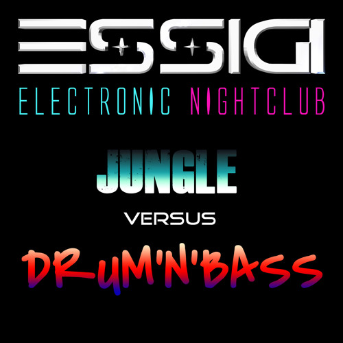 Jungle Vs Drum'n'Bass 2 HOURS