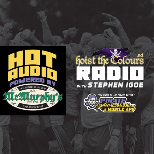 Hoist The Colors 11-01-18: Stephen Igoe, Christian Fowler preview ECU Football vs Memphis