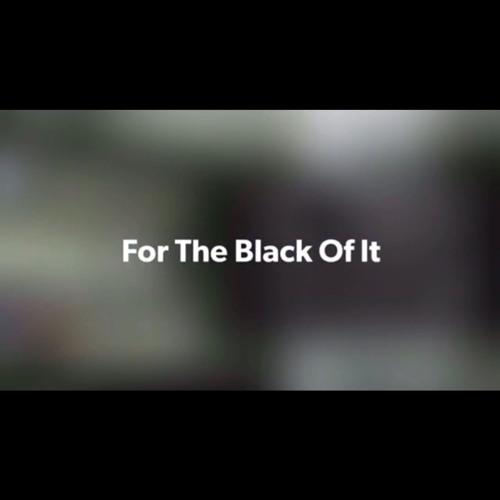"For The Black Of It (pt3) 11/1 Guest @Samuelo.alarape ""Race War Documentary Screening"""