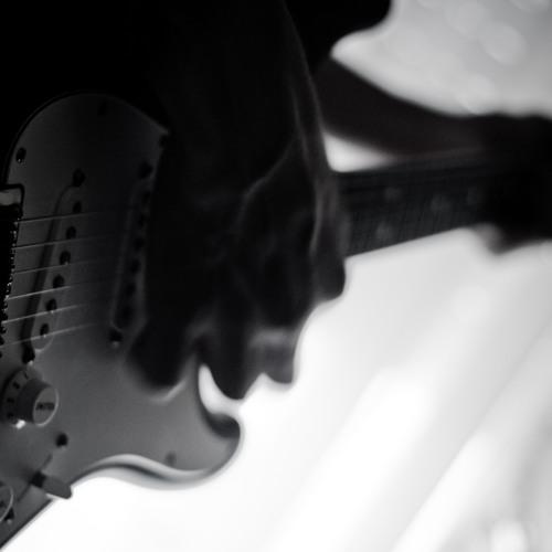 British blues groove in A (lead & rhythm)