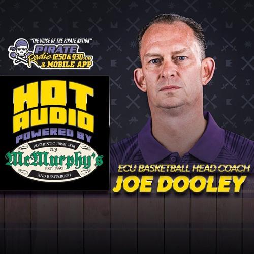 The Brian Bailey Show 10-29-18: ECU Basketball Head Coach Joe Dooley