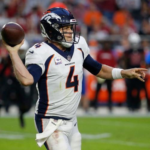 Ep. 50 -- How much blame does QB Case Keenum carry for Broncos' 3-5 start?