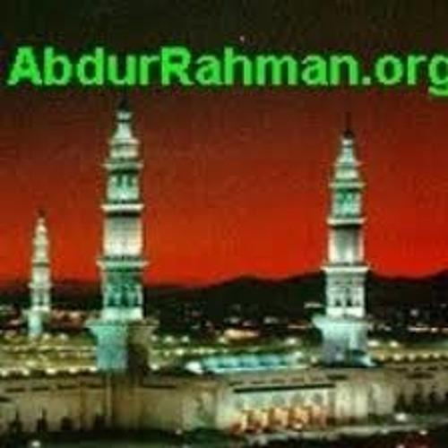 Clarification of Common Mistakes in Tahaarah (Purification)- Dawud Adib
