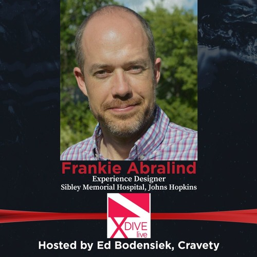 Episode 5: Dive Master Frankie Abralind - Design Thinking and the Power of Prototypes