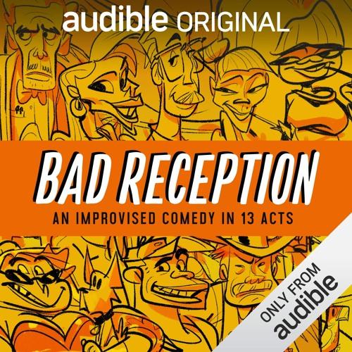 Bad Reception creators Justin Michael & Eric Martin