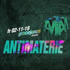 Antimaterie The Final @ Gracejones 2018