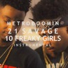 Metro Boomin 10 Freaky Girls With 21 Savage [instrumental] Mp3