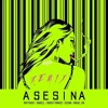 Asesina (Official Remix) - Brytiago Ft. Darell, Daddy Yankee, Ozuna y Anuel AA Portada del disco