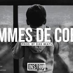 [FREE] Instru Rap Hip Hop | Instrumental Rap Triste/Old School -  HOMMES DE COEUR - Prod. Djee Beats
