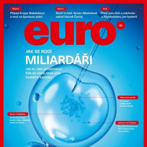 EURO 45 / 2018 -  výběr nejlepších článků