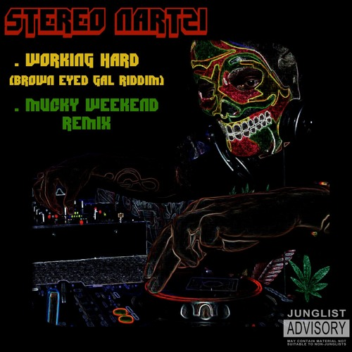 Stereo Nartzi - Working Hard / Mucky Weekend 2018 [EP]