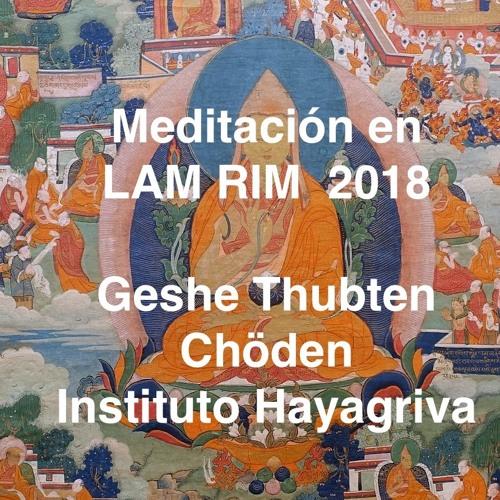 LAMRIM Meditaciones y Enseñanzas 2018