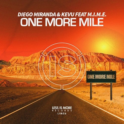 Diego Miranda & Kevu - One More Mile (Feat. M.I.M.E) (Original Mix)