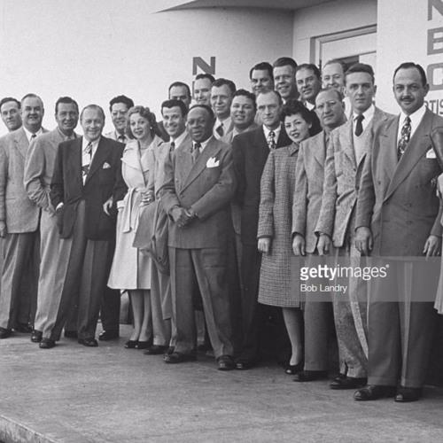 Mary Livingston Red Cross PSA & Lucky Strike Commercial — Jack Benny Program 12/2/1945