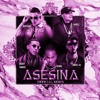 Asesina Remix - Brytiago / Darell / Daddy Yankee / Ozuna / Anuel AA (Chopped & Screwed) Portada del disco
