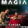 MAGIA- ANDRES CEPEDA FEAT SEBASTIAN YATRA- (Extended Dj Jackson) Portada del disco