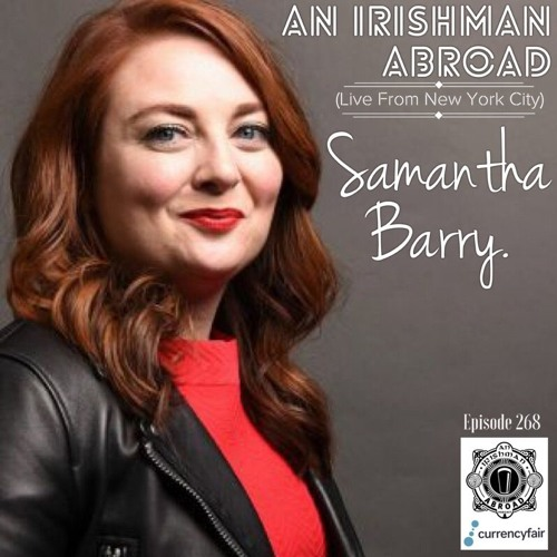 Samantha Barry: Episode 268