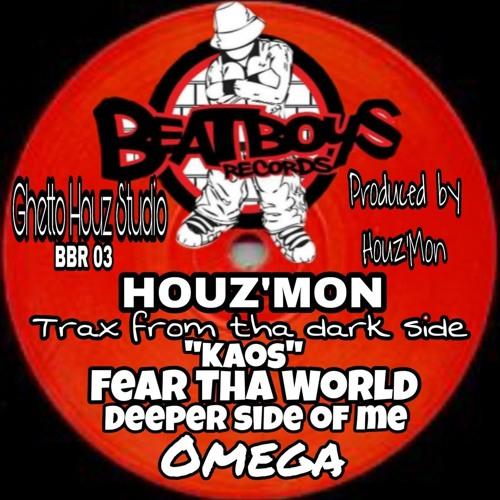 HOUZ'MON ((TRAX FROM THA DARK SIDE)) EP