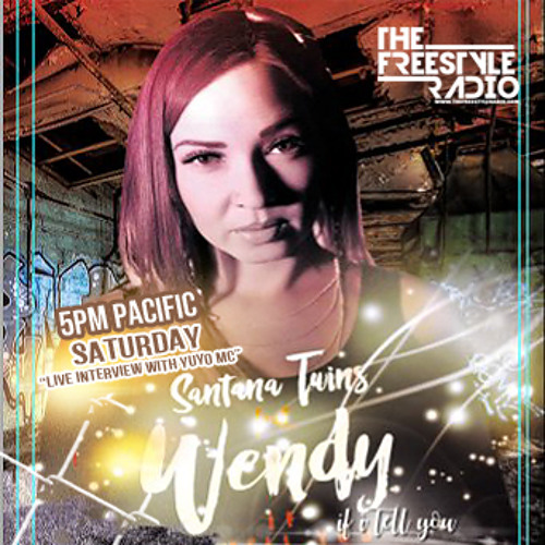 """Freestyle Artist Wendy Interview with Yuyo MC """"DaWizard"""""""